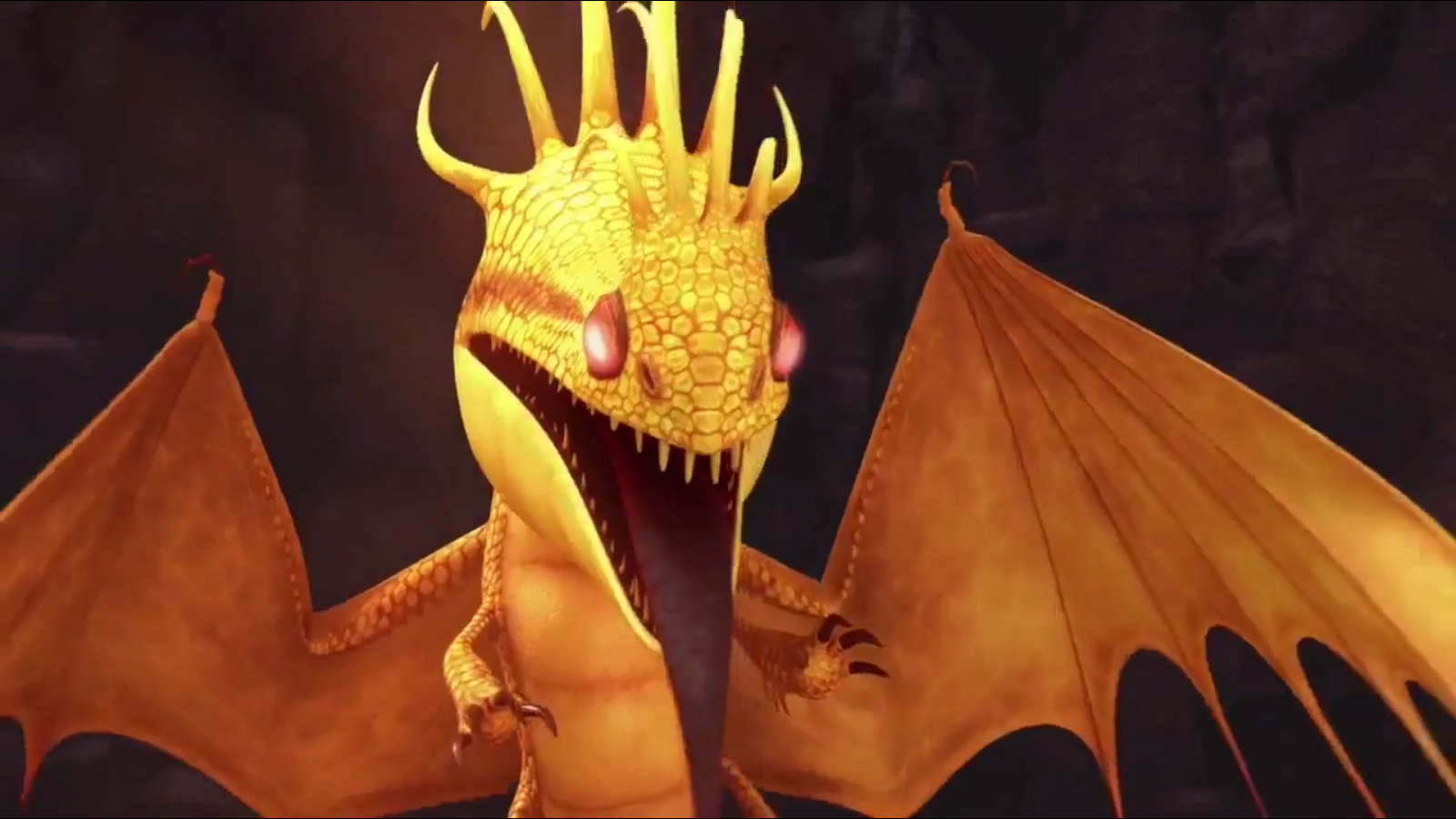 how to train your dragon movie dragon types
