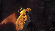 Snotlout's Fireworm Queen 95