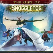 The gift of Snoggletog
