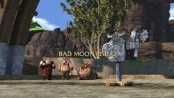 Bad Moon Rising title card