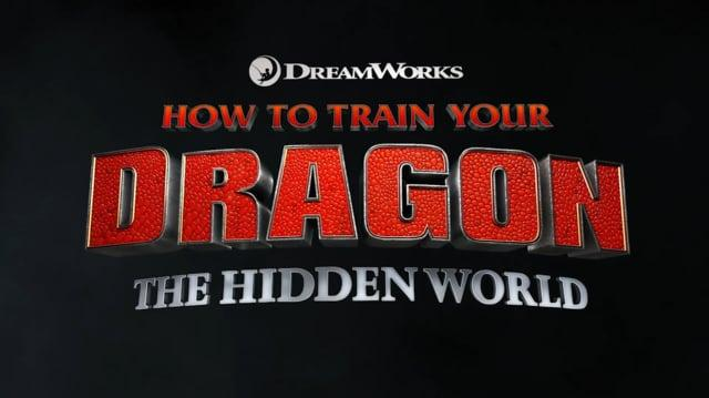 HOW TO TRAIN YOUR DRAGON SEGMENT