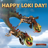 Happy Loki Day