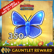 ROB-Gauntlet Butterfly Ad