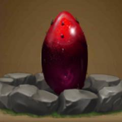 Huevo del Triple Ataque en El Resurgir de Mema