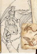 Toothless HTTYD2 CA4