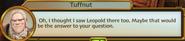 Tuffnut Saw Leopold