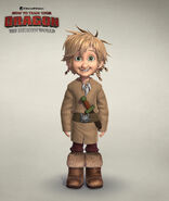 Min-Yu Change-Hiccup's son