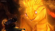Snotlout's Fireworm Queen 255