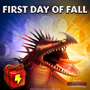 TU-First Day of Fall Ad