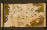 Grimmel's Map by Kirsten Kawamura