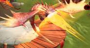Hunterbolt flame