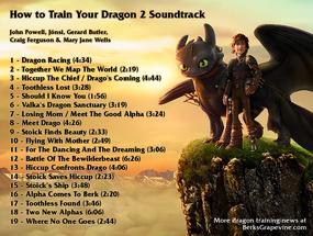 HTTYD2 Soundtrack