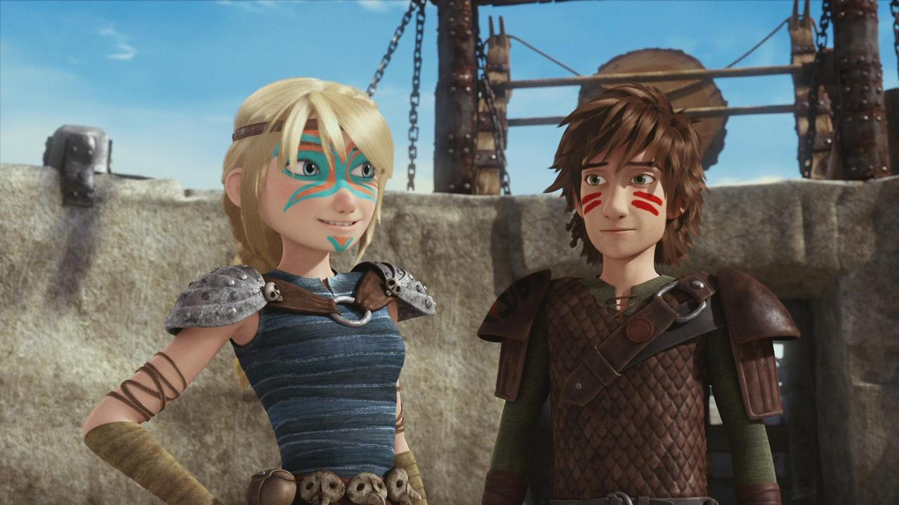 Image astrid and hiccup dawn of the dragon racersg how to astrid and hiccup dawn of the dragon racersg ccuart Images