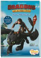 """DreamWorks Dragons """"Auf zu neuen Ufern"""" Neue Abenteuer"""