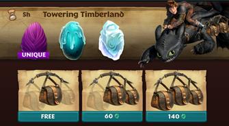 Towering Timberland