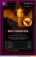 Level5 Fireworm Queen