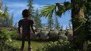 Flock of sheeps 2