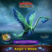 ROB-Aegir's Week Day 6
