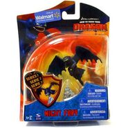 How to Train Your Dragon Series 2 Night Fury Action Figure Toothless