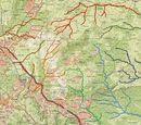 Cuencas y cauces de la Sierra de Hoyo de Manzanares