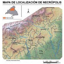 Necrópolis Cuanca AltaManzanares