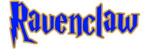Ravenclaw-sort