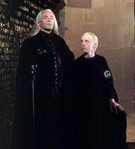 Malfoys In Borgin's