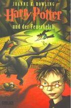 Harry Potter und der Feuerkelch Buchcover