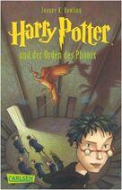Harry Potter und der Orden des Phoenix Buchcover