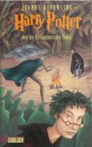 Harry Potter und die Heiligtümer des Todes Buchcover