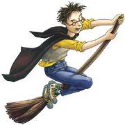 Potter Besen