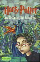 Harry Potter und die Kammer des Schreckens Buchcover