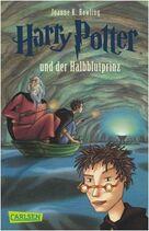Harry Potter und der Halbblutprinz Buchcover