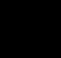 Eule schwarz