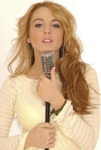 Lindsay Lohan New Photoshoot 02