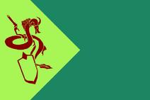 Flag of Dent City