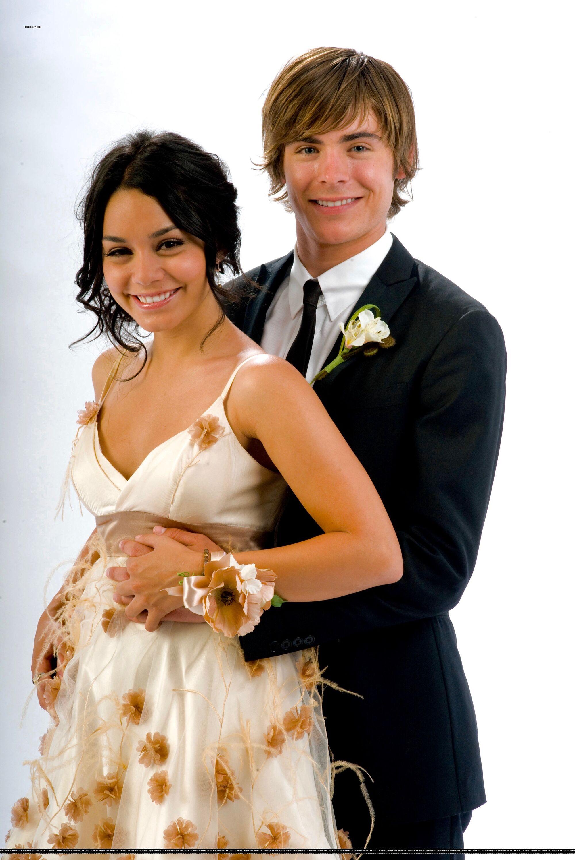 Troy and Gabriellas Relationship | High School Musical