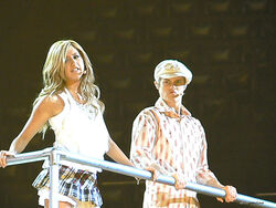Tisdale and Gabreel