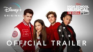 High School Musical The Musical The Series Official Trailer Disney Streaming November 12