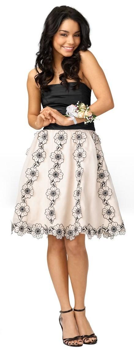 Gemütlich High School Musical 3 Gabriella Prom Dress Ideen ...