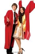 Graduation Troy Gabriella