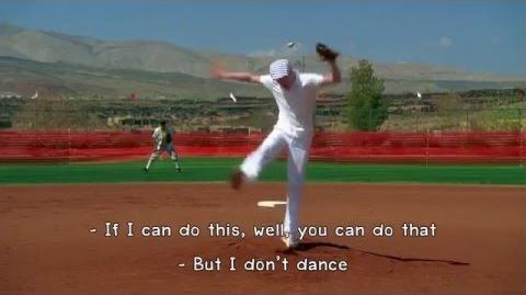 High School Musical 2 - I Don't Dance (Lyrics) 720HD