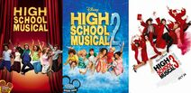 High School Musical trilogy poster