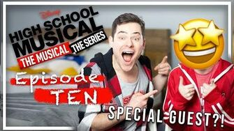 Which HSMTMTS wildcat watched the FINALE with me?!?? HSM The Series Episode 10 REACTION-0