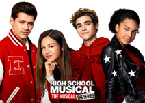 High School Musical- The Musical- The Series Banner