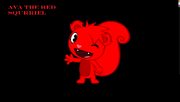 Ava the Red Squrriel