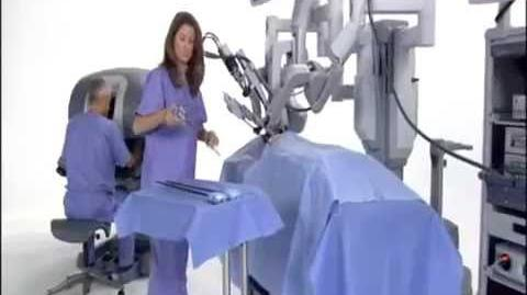 Robotic Surgery Demonstration Using Da Vinci Surgical System