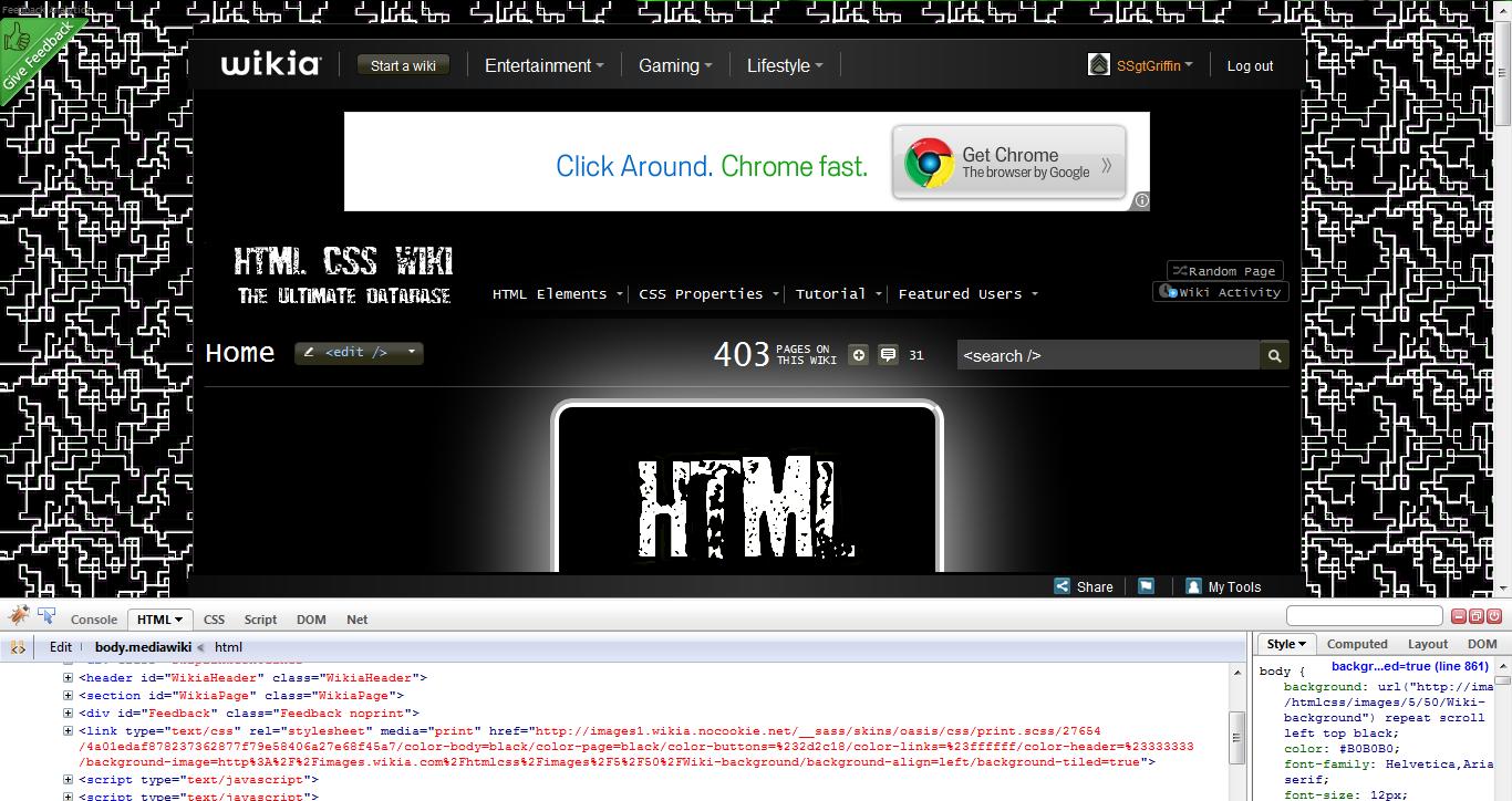 Firebug | HTML & CSS Wiki | FANDOM powered by Wikia