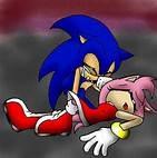 Sonic was sad