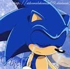 Sonic's sad